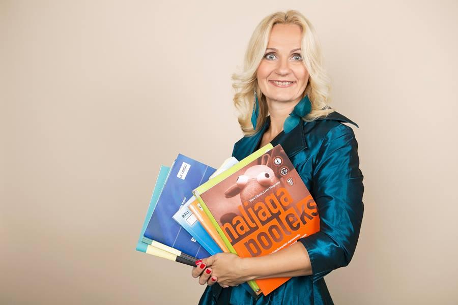 eesti keele õpetaja Ly Leedu