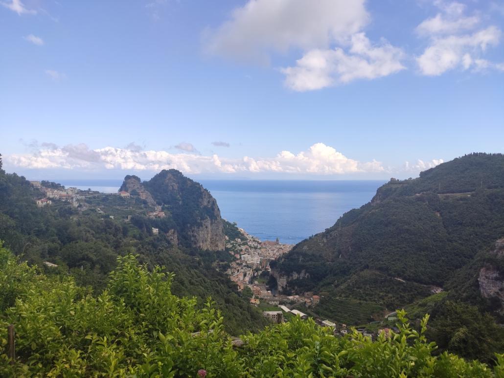 Itaalia keele õpingud Salernos